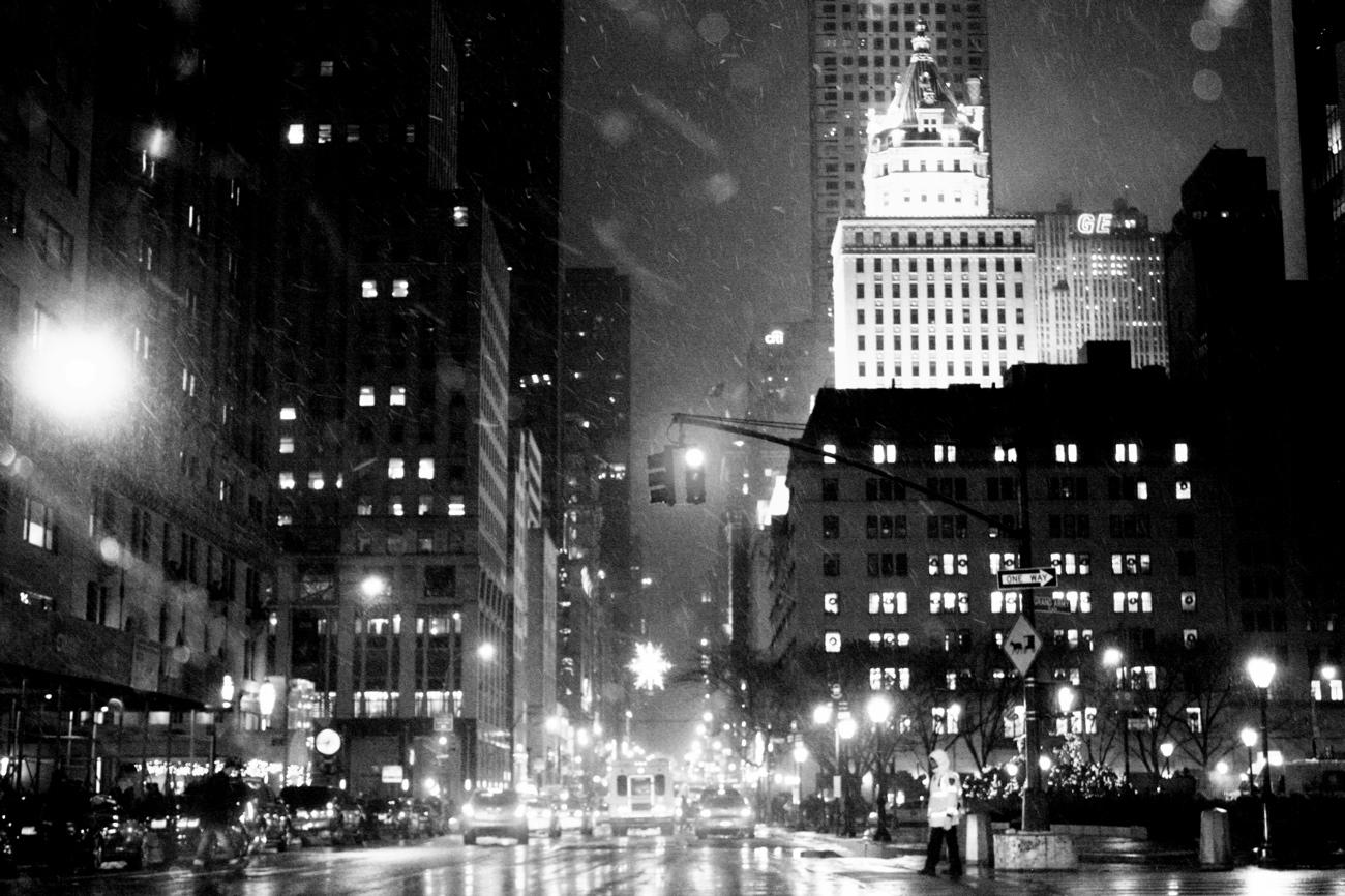 New york city december 2012 weather