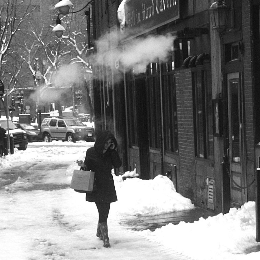boston snow storm saturn haymarket steam