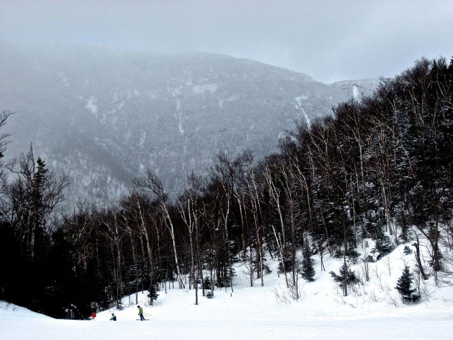 stowe mountain view