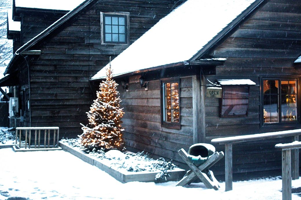 stowe trapp lodge buildings 2