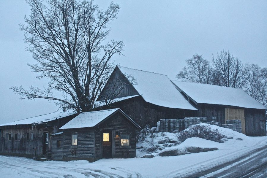 stowe trapp lodge buildings
