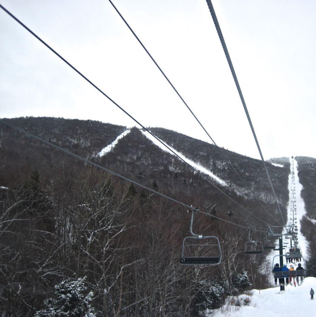 sugarbush mount ellen lift lift lines