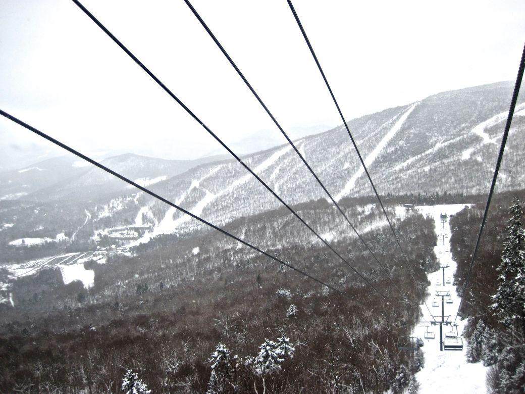 sugarbush mount ellen lift