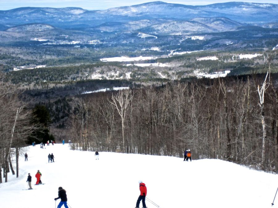 sunapee mountain view