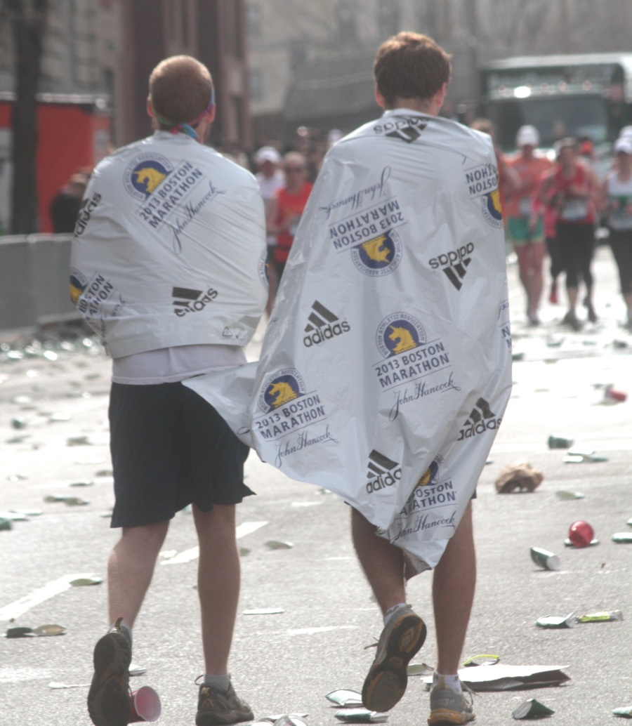 boston marathon 2013 marathon blankets