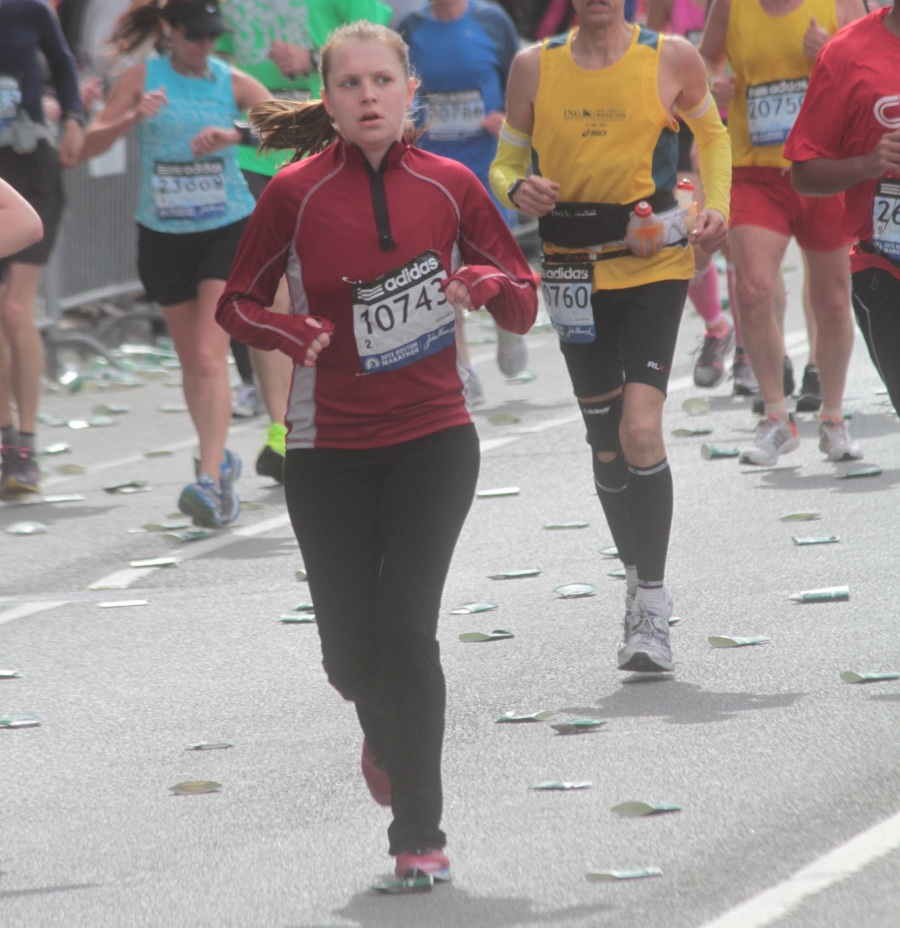 boston marathon 2013 number 10743