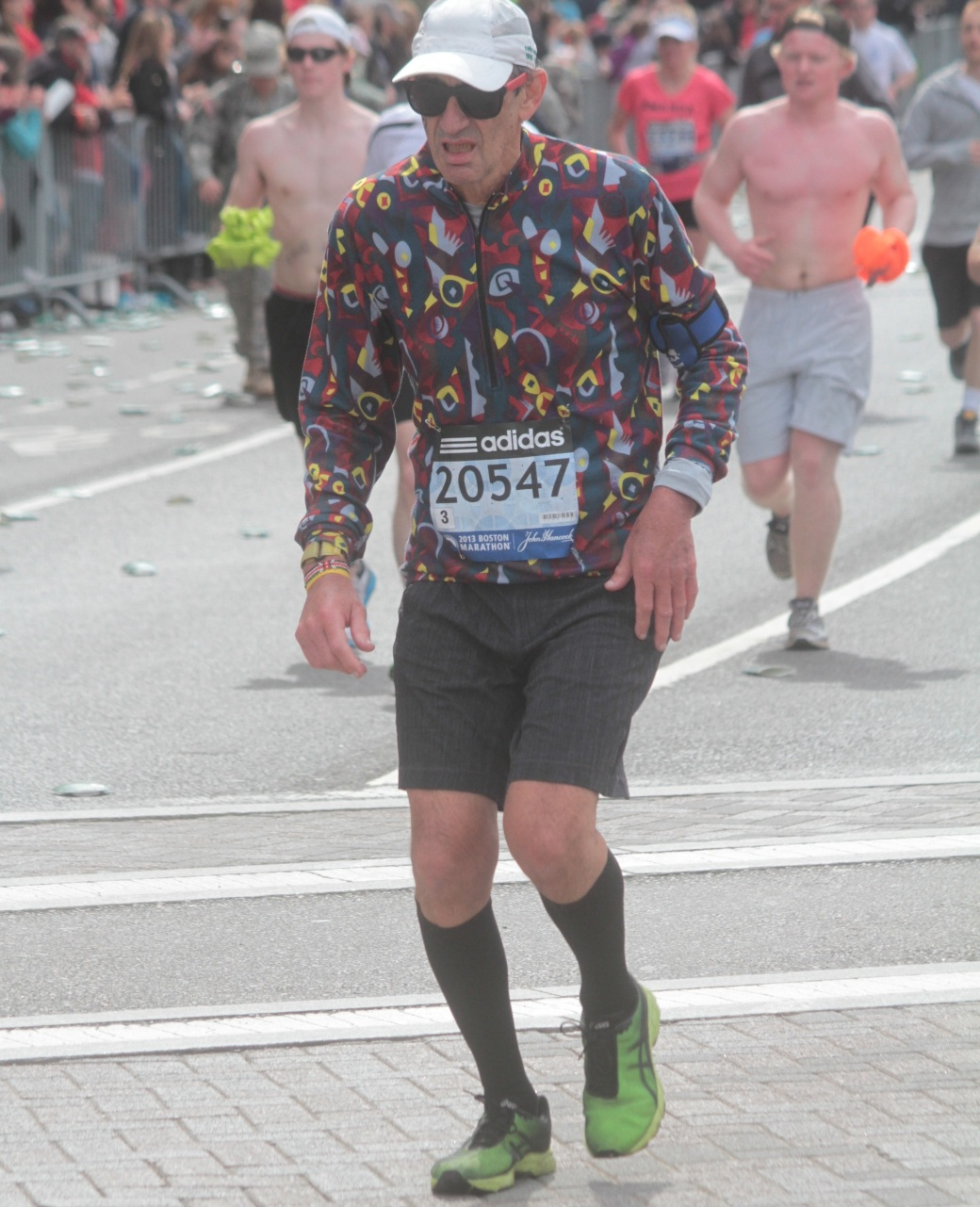 boston marathon 2013 number 20547