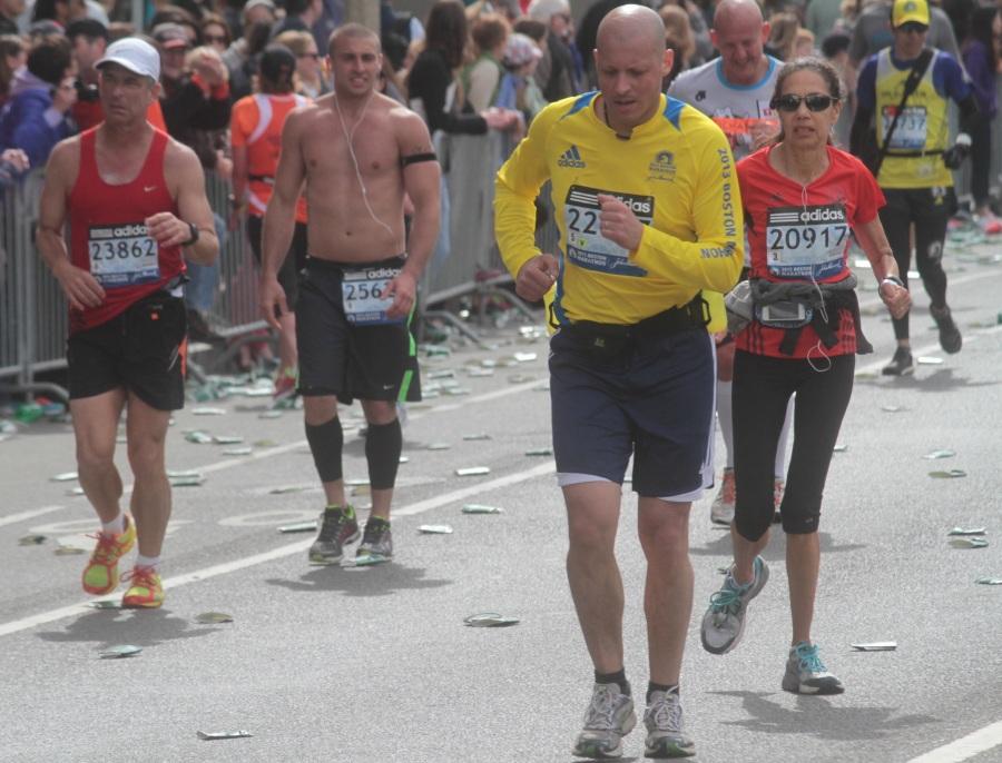 boston marathon 2013 number 20917