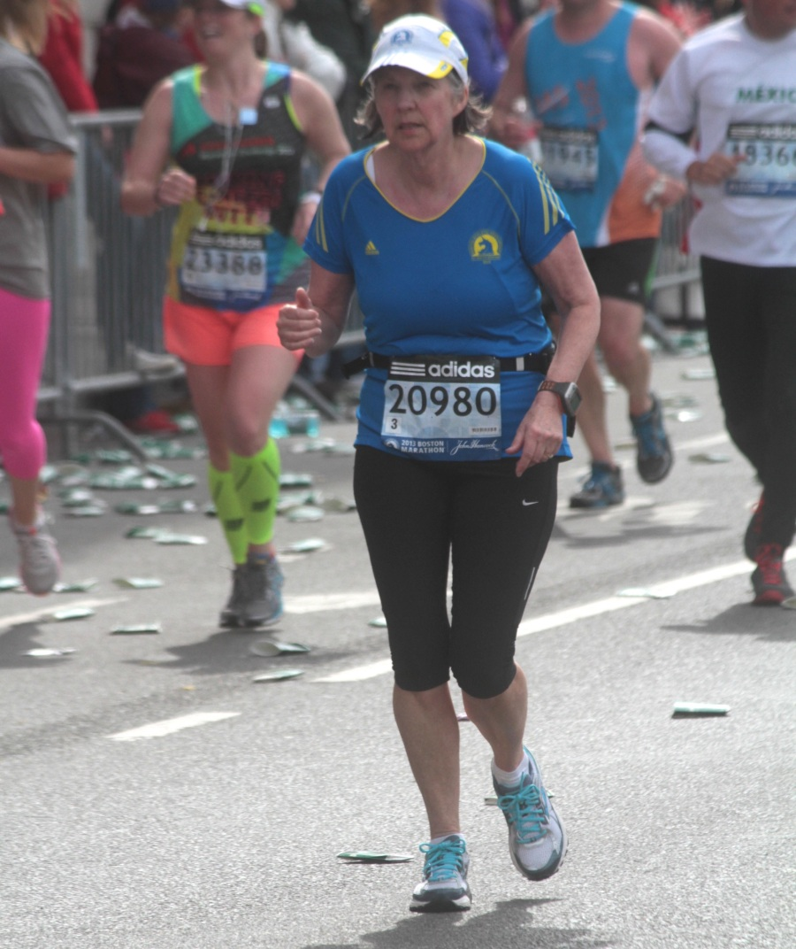 boston marathon 2013 number 20980