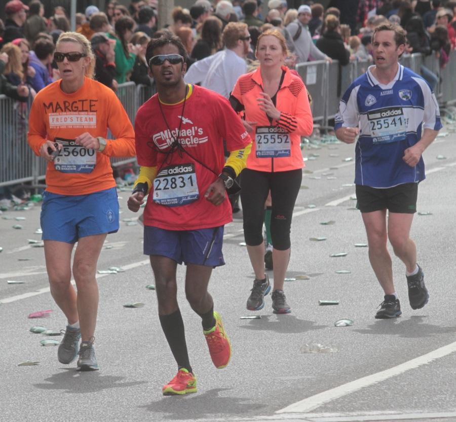 boston marathon 2013 number 22831