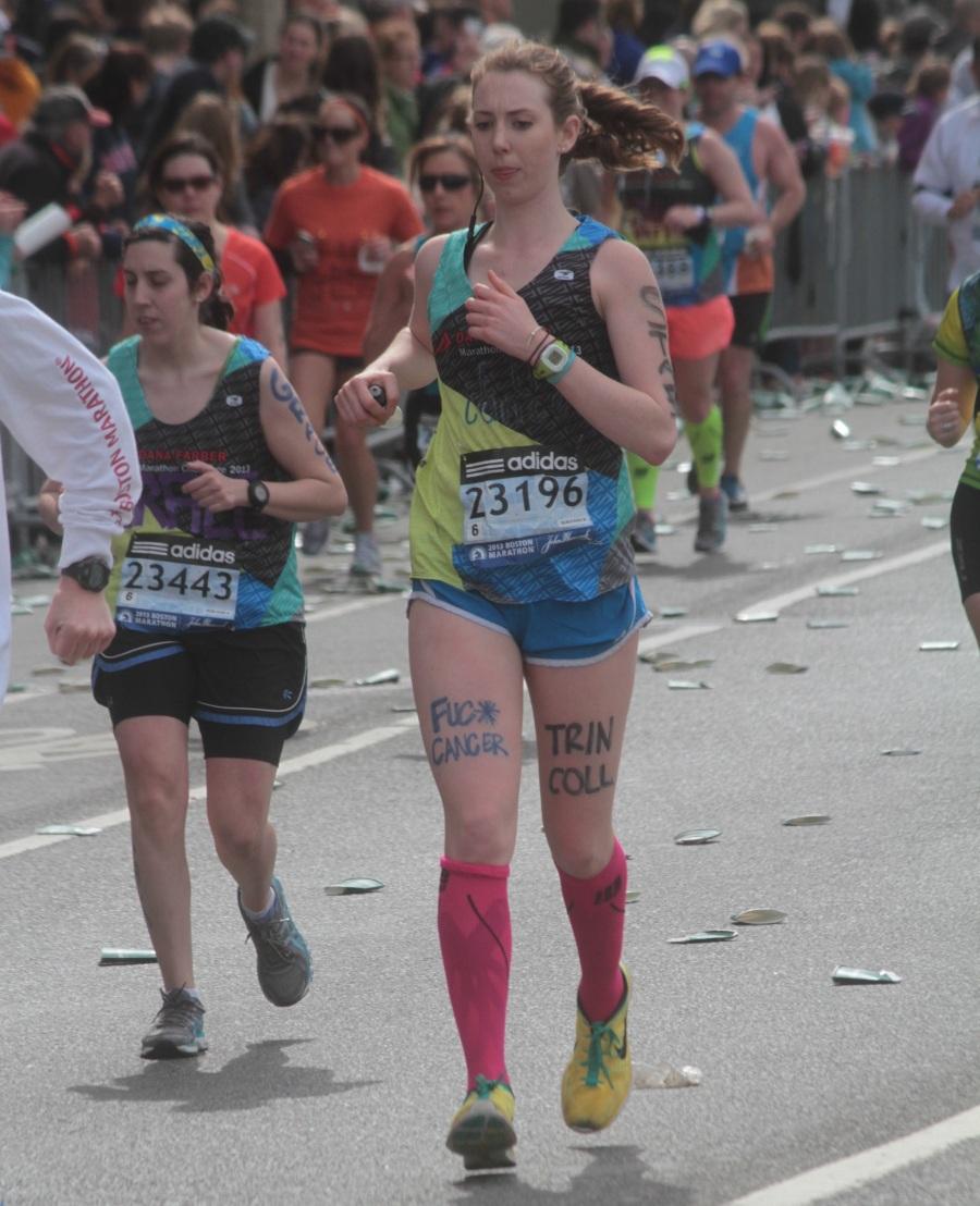 boston marathon 2013 number 23196