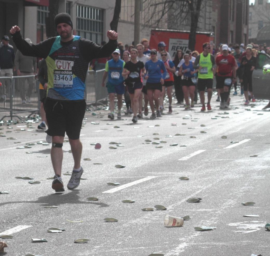 boston marathon 2013 number 23463