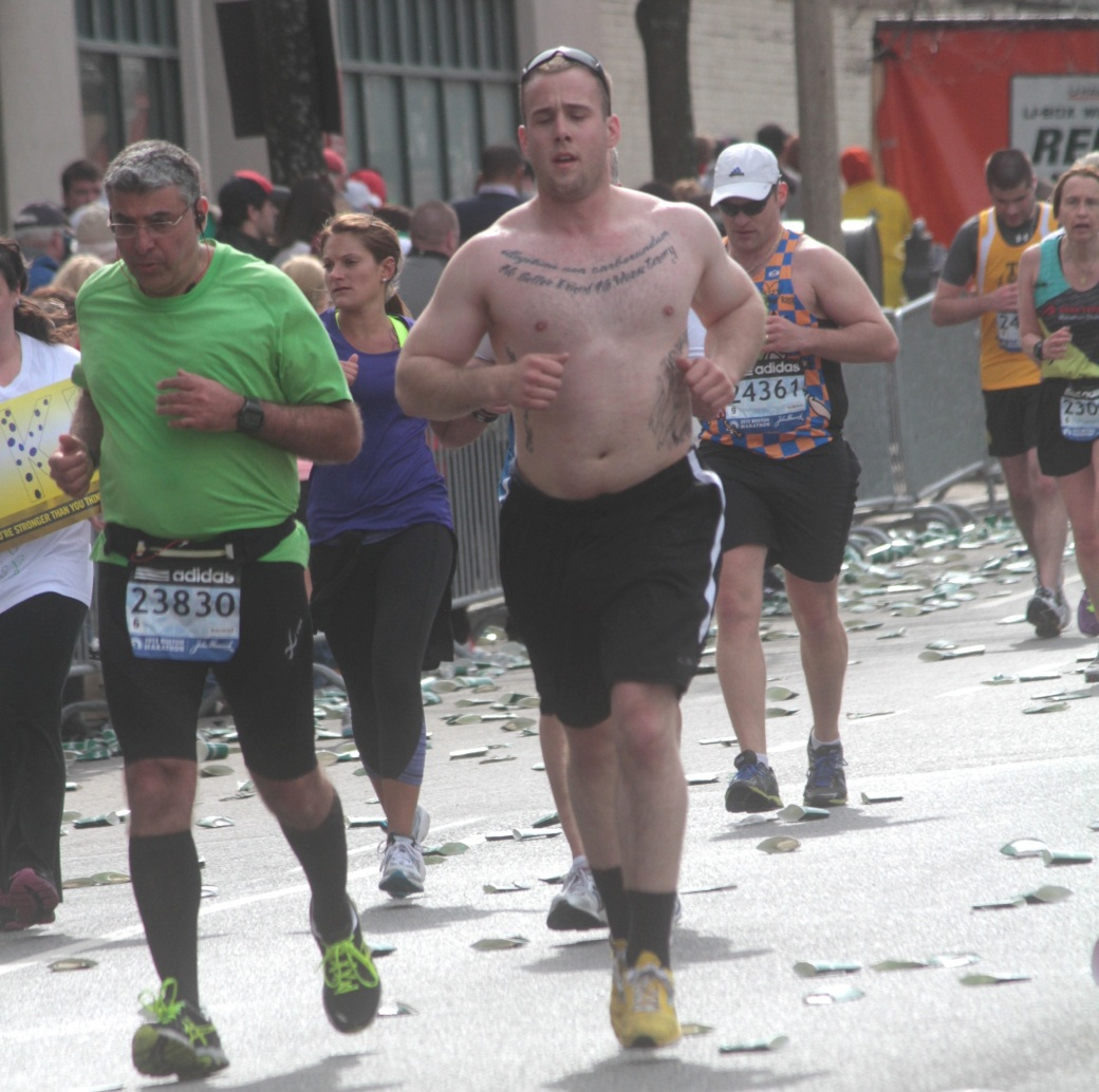 boston marathon 2013 number 23830