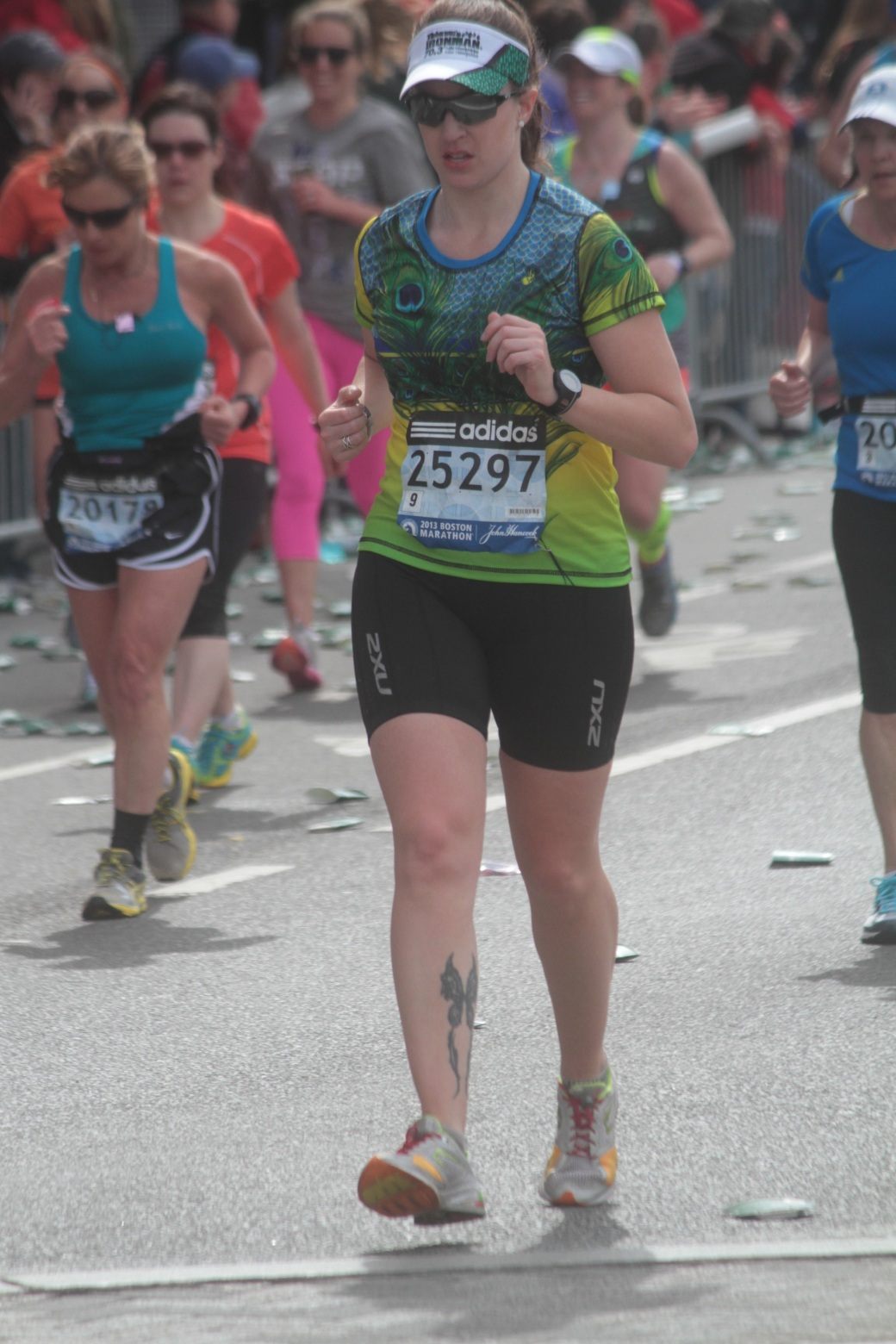 boston marathon 2013 number 25297