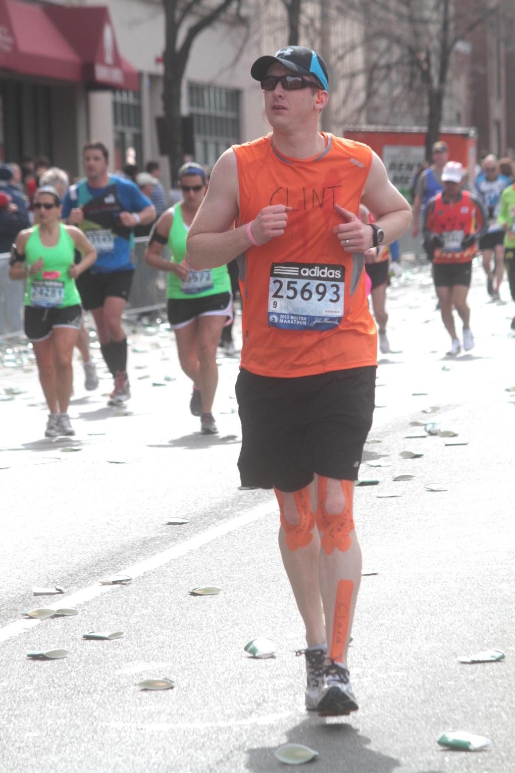 boston marathon 2013 number 25693