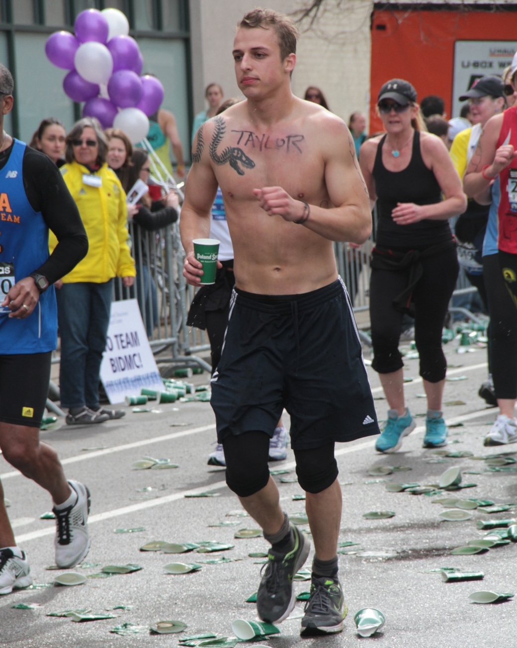 boston marathon 2013 taylor