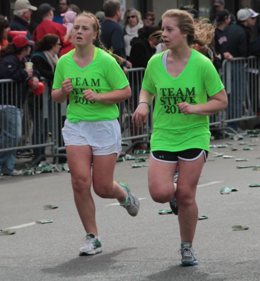 boston marathon 2013 team steve
