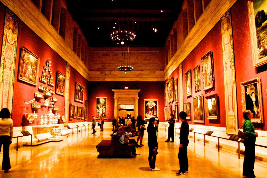 boston museum of fine arts european painting gallery 2