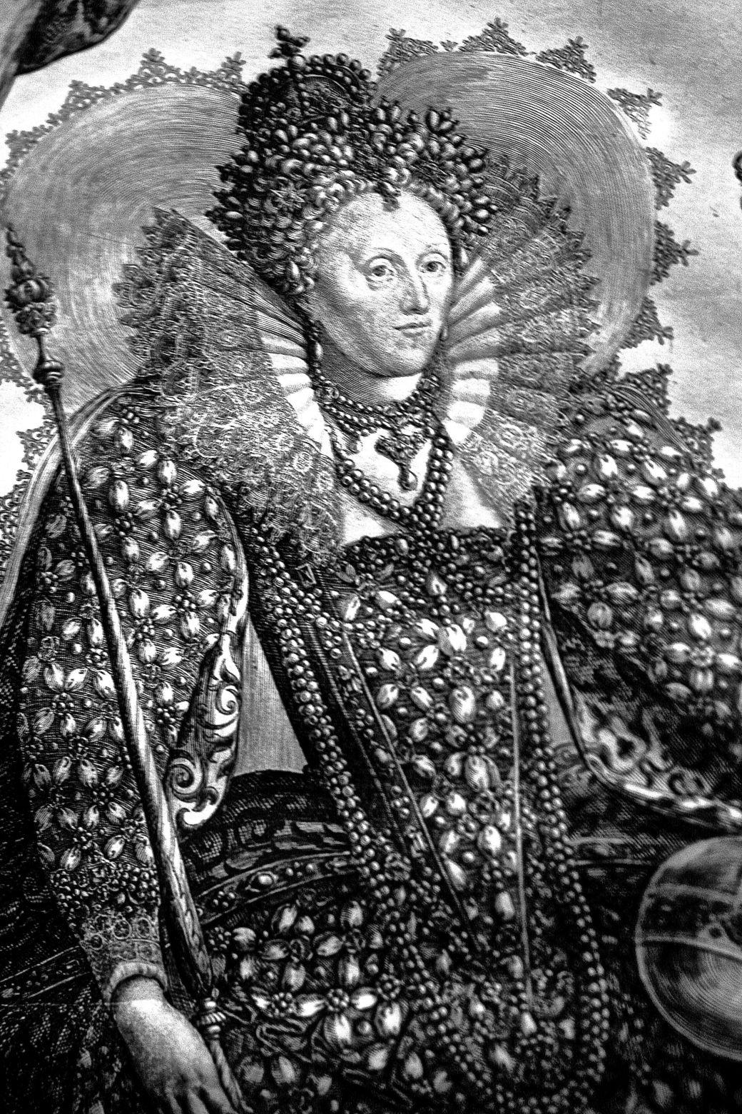 boston museum of fine arts portrait queen elizabeth I