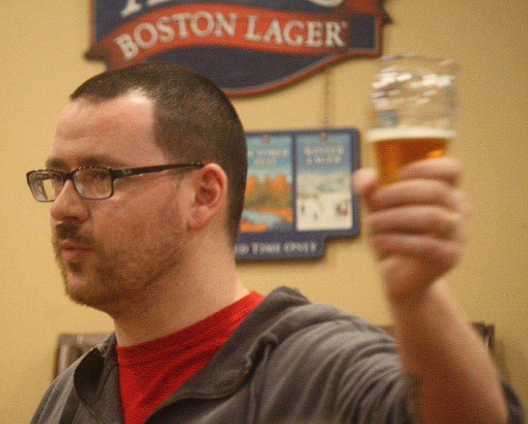 boston sam adams beer guide