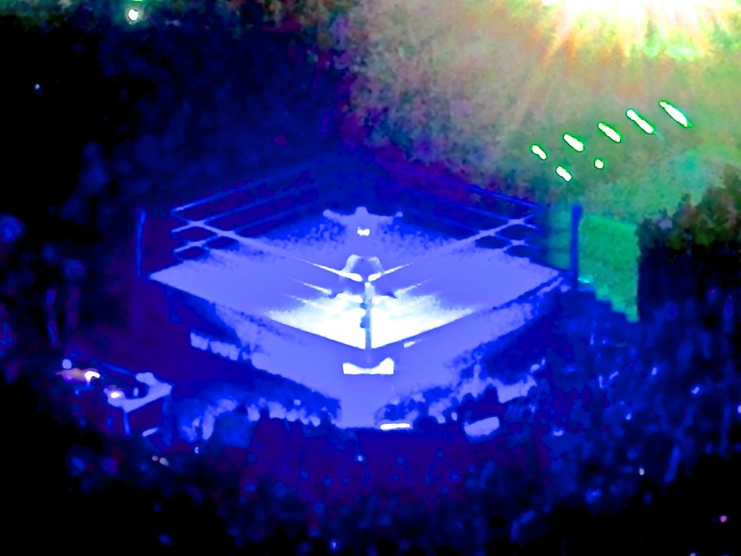 boston td north garden wwe professional wresting april 9 2013 1