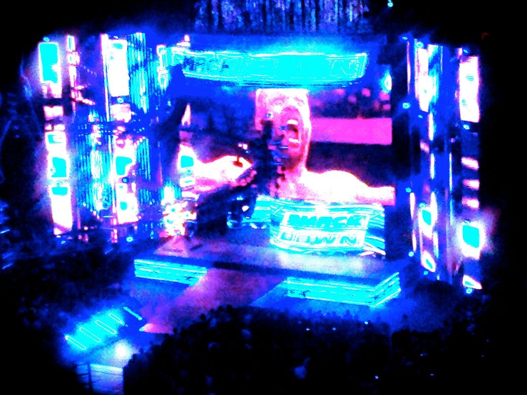 boston td north garden wwe professional wrestling 5