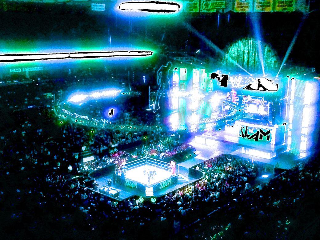 boston td north garden wwe professional wrestling april 9 2013 3