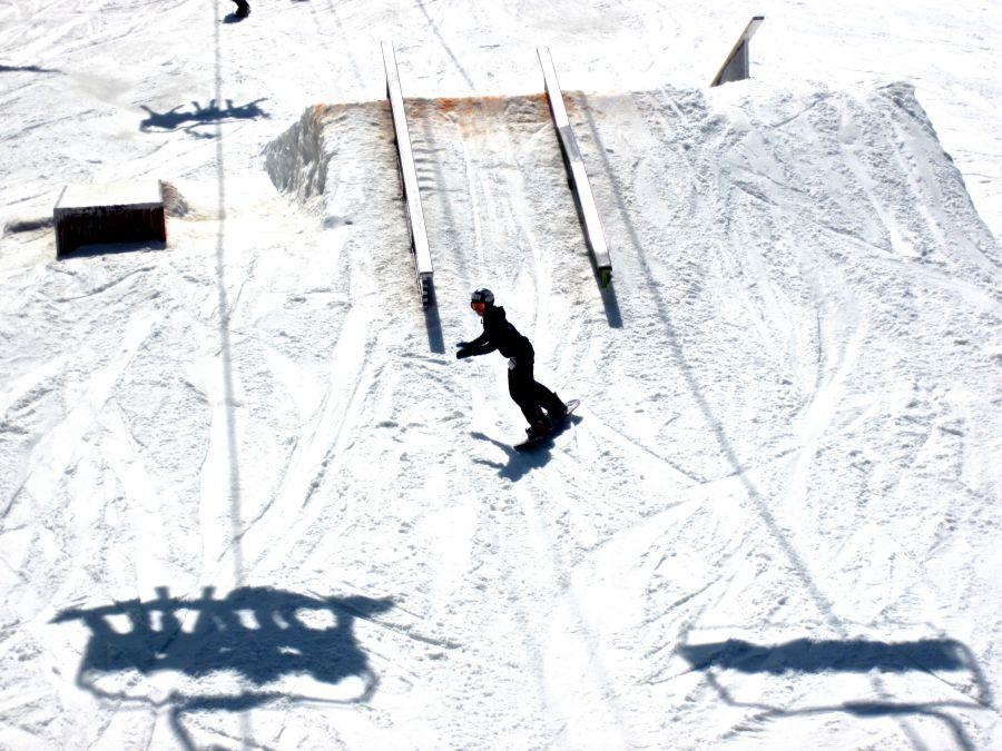 wachusett terrain park lift shadows
