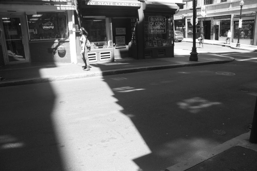 boston downtown crossing shadows