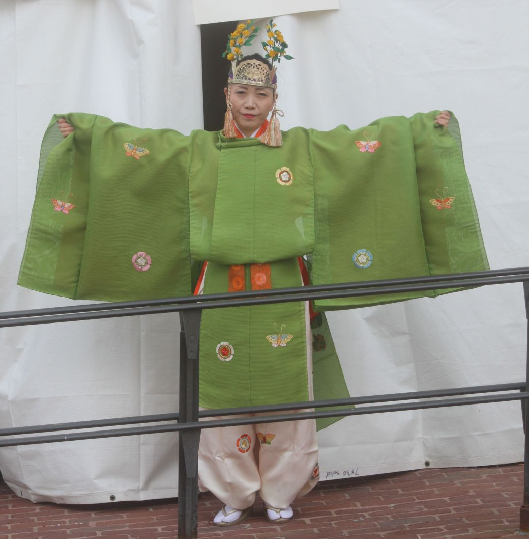 boston government center japanese festival may 19 2013 japanese costume