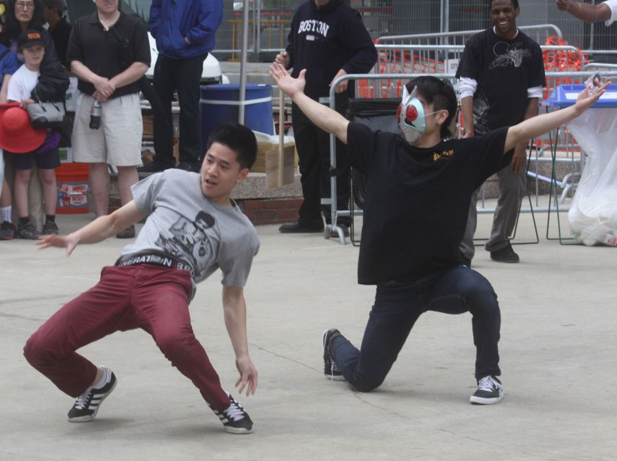 boston government center japanese festival may 19 2013 men breakdancing 3