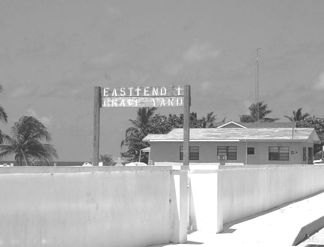 cayman islands bodden graveyards