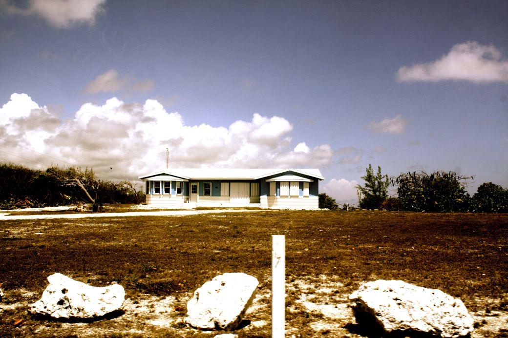 cayman islands bodden town house clouds