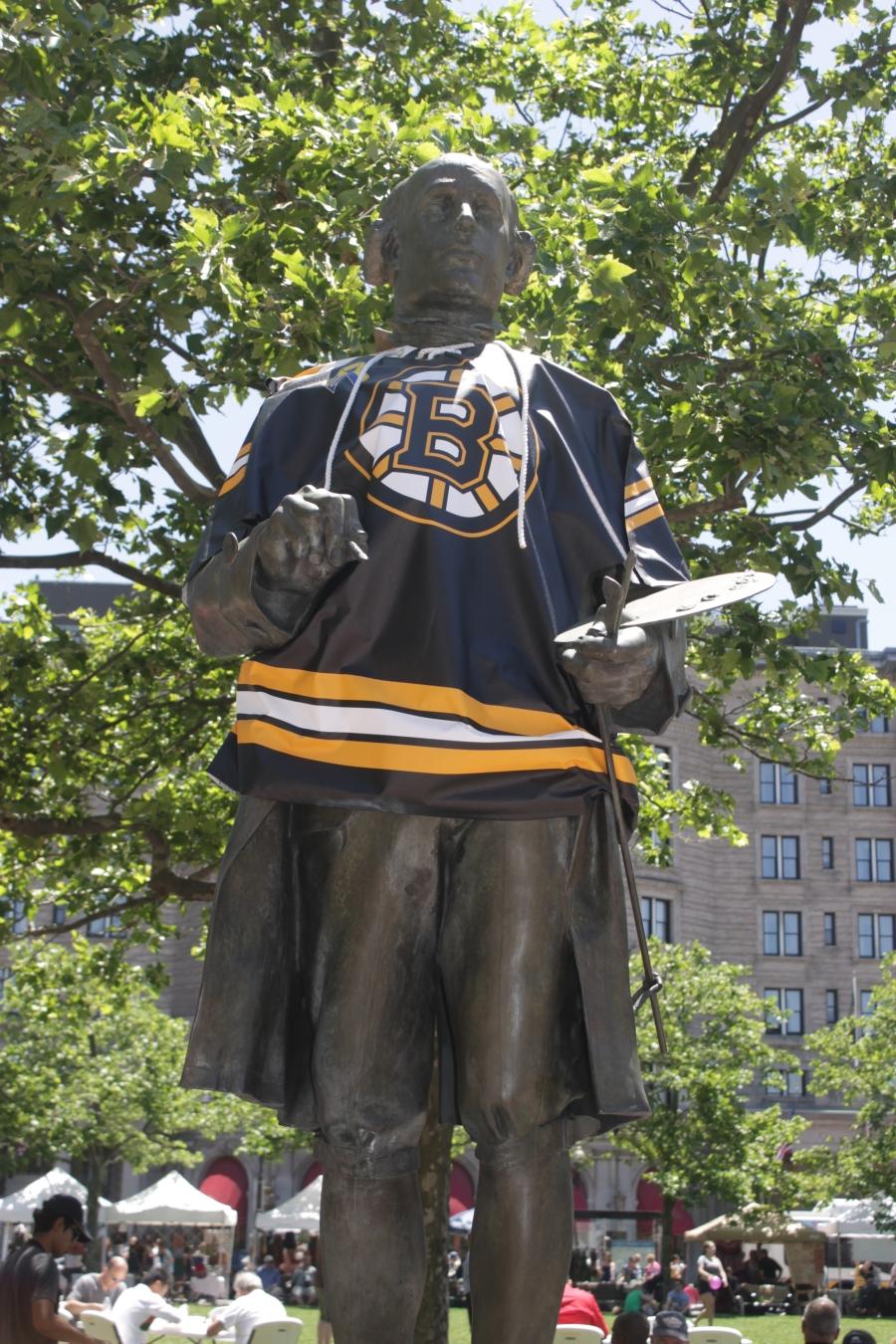 boston copley square john singleton copley bruins jersey