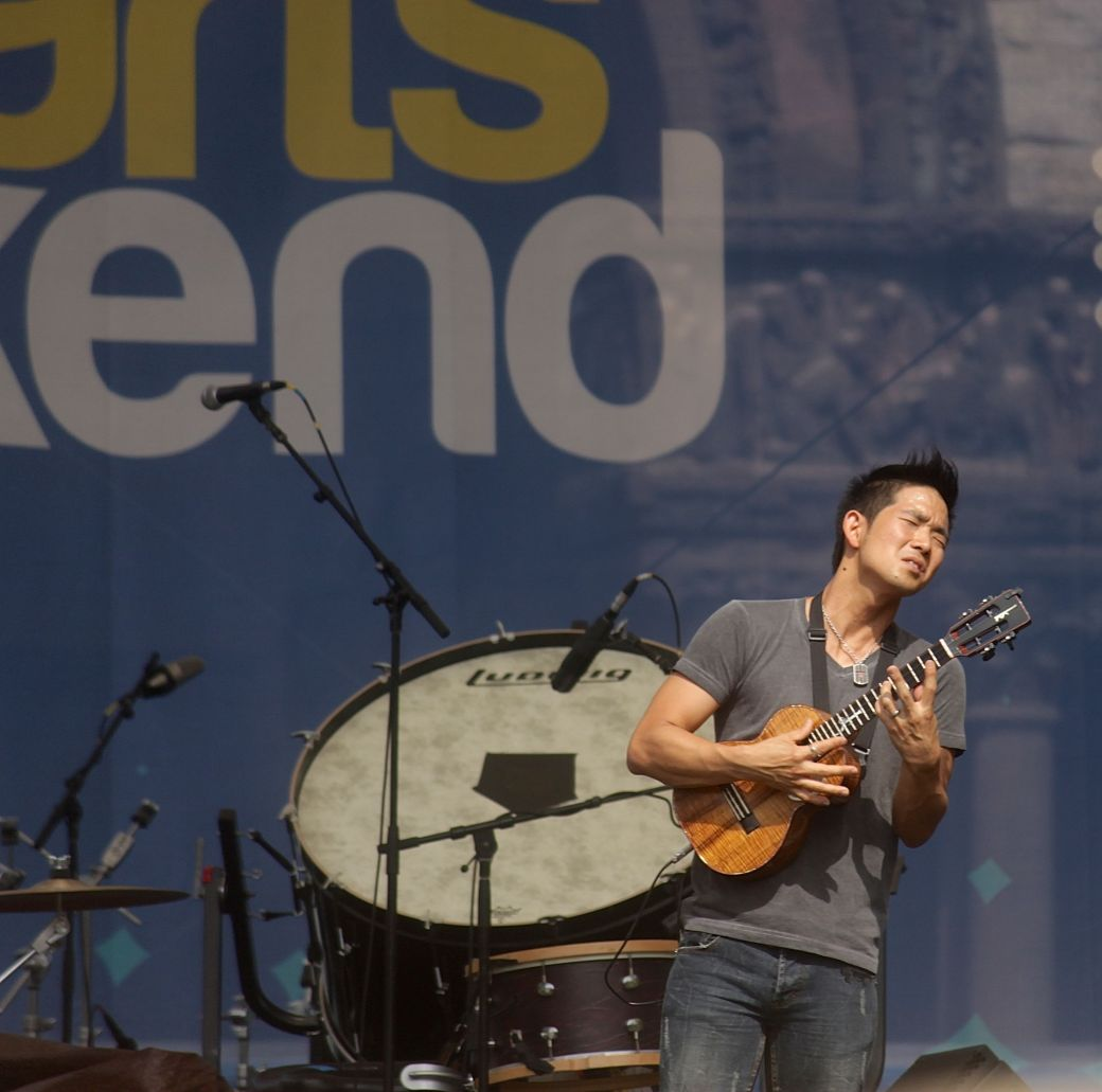 boston copley square Jake Shimabukuro 12