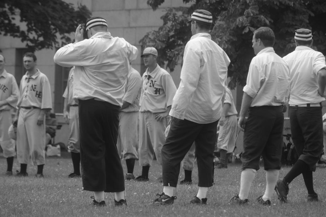 boston georges island Melrose Pondfielders Bristol Blues New Hampshire Granites game june 30 31