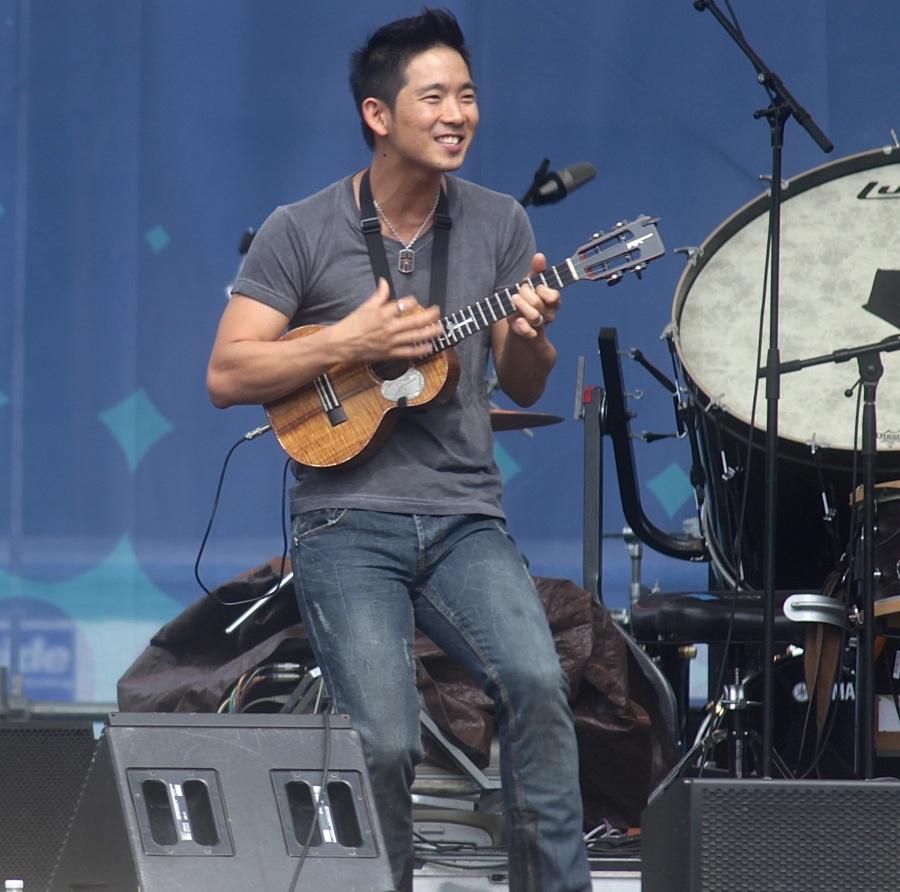 boston summer arts weekend Jake Shimabukuro 1