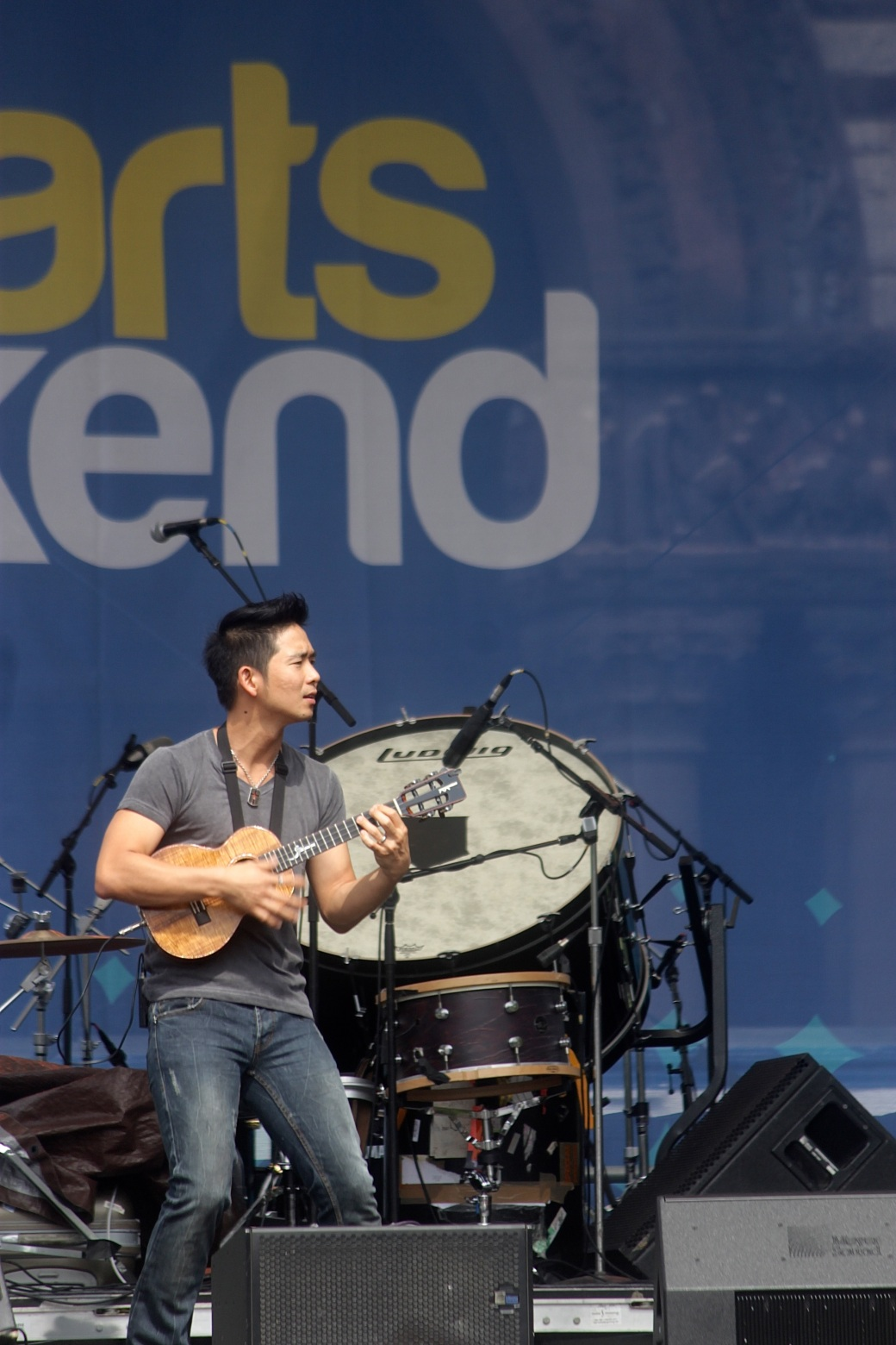 boston summer arts weekend Jake Shimabukuro 3