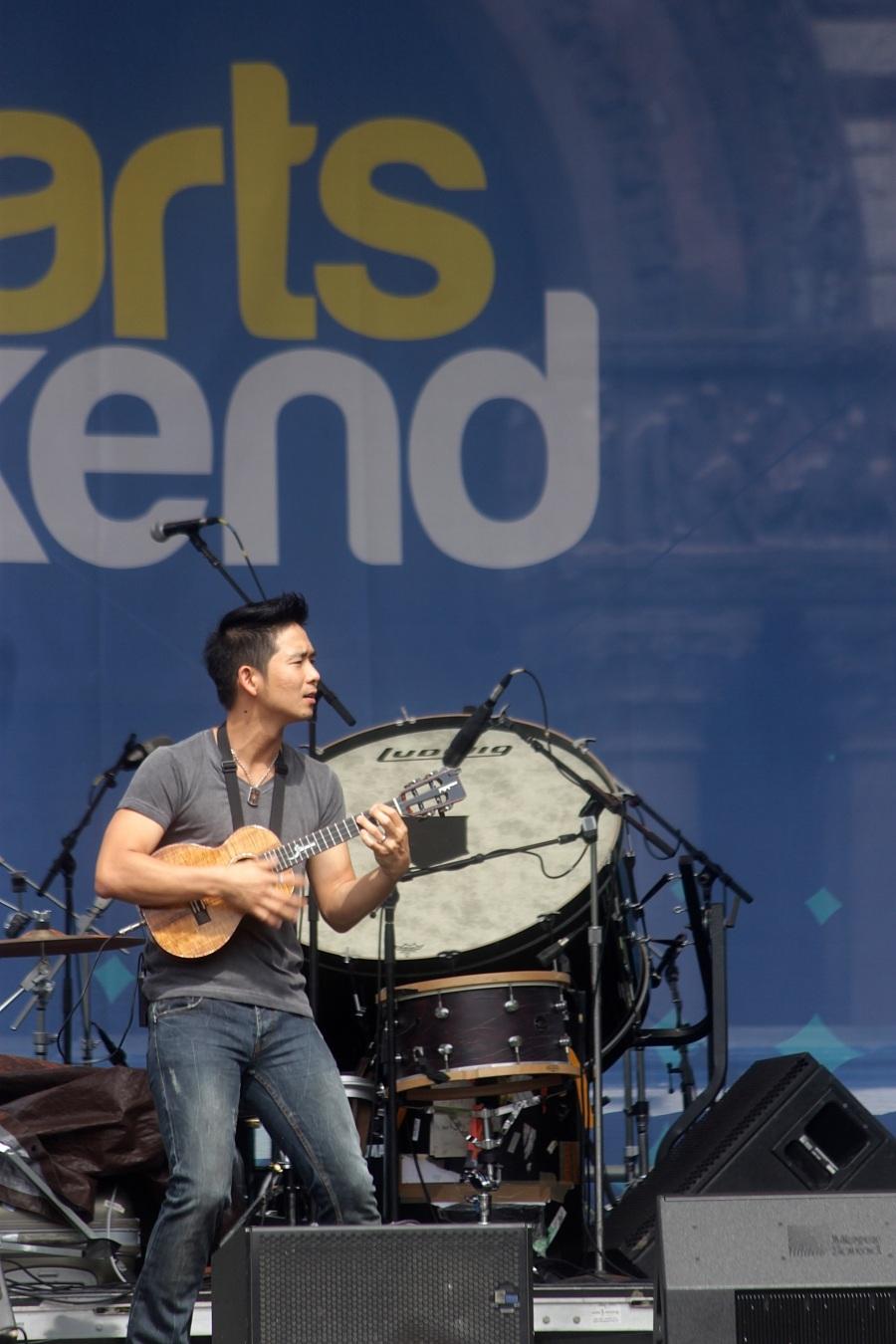 boston summer arts weekend Jake Shimabukuro 3