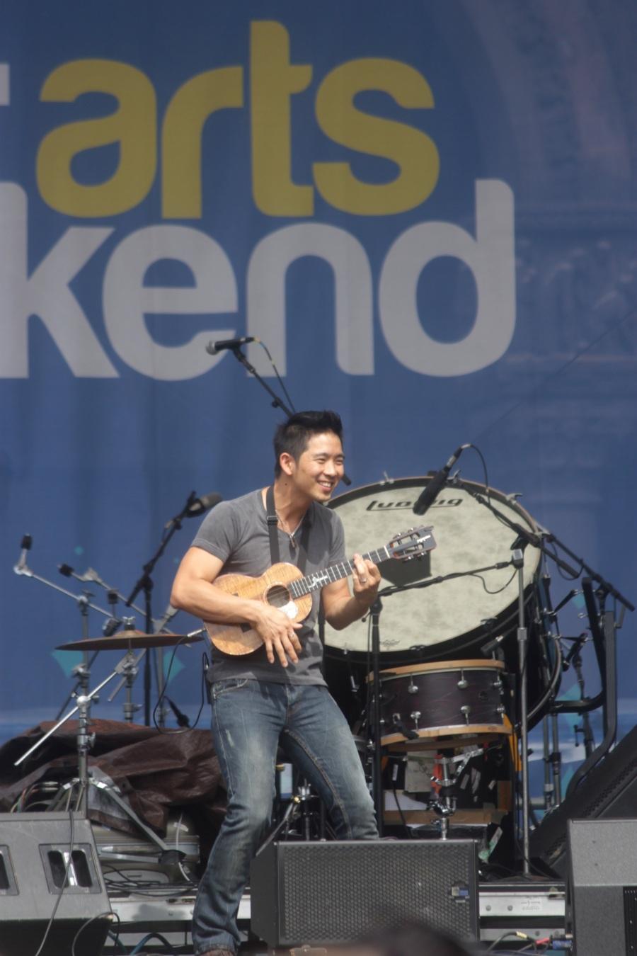 boston summer arts weekend Jake Shimabukuro 4