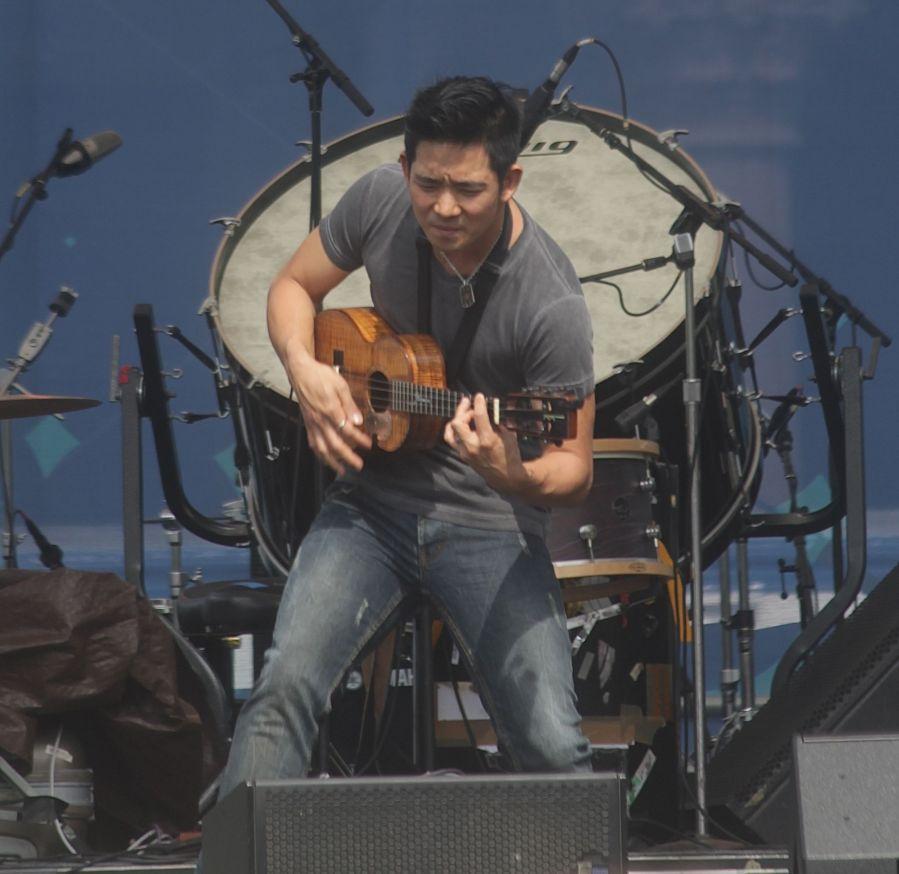 boston summer arts weekend Jake Shimabukuro 6