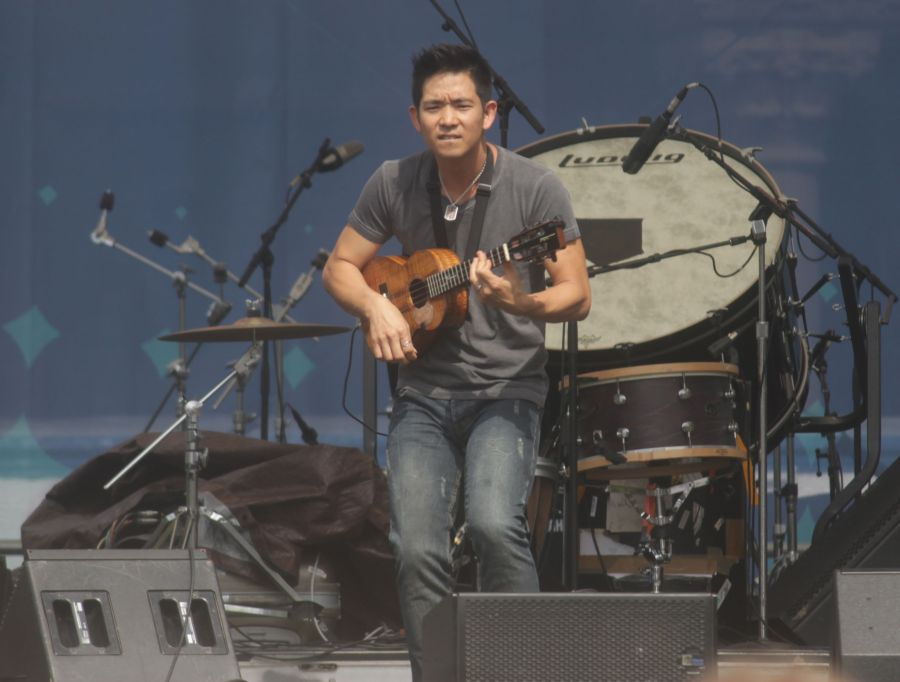 boston summer arts weekend Jake Shimabukuro 8