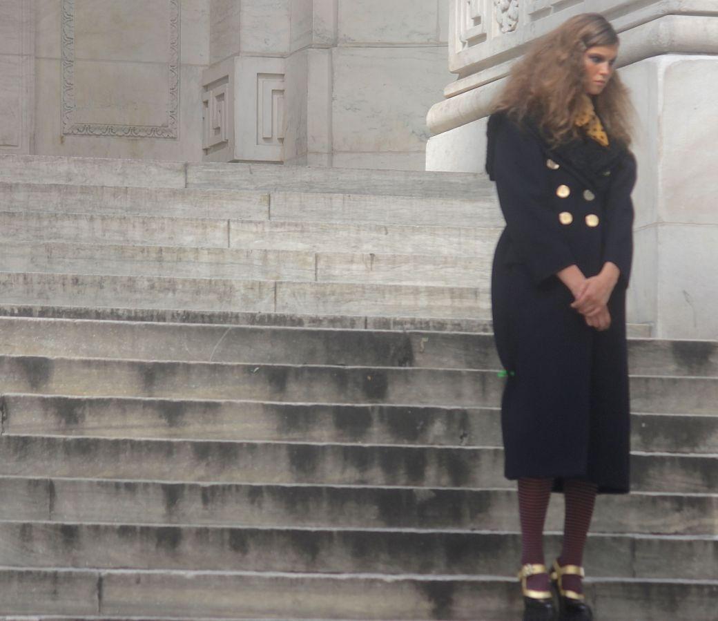 new york city public library fashion shoot 4