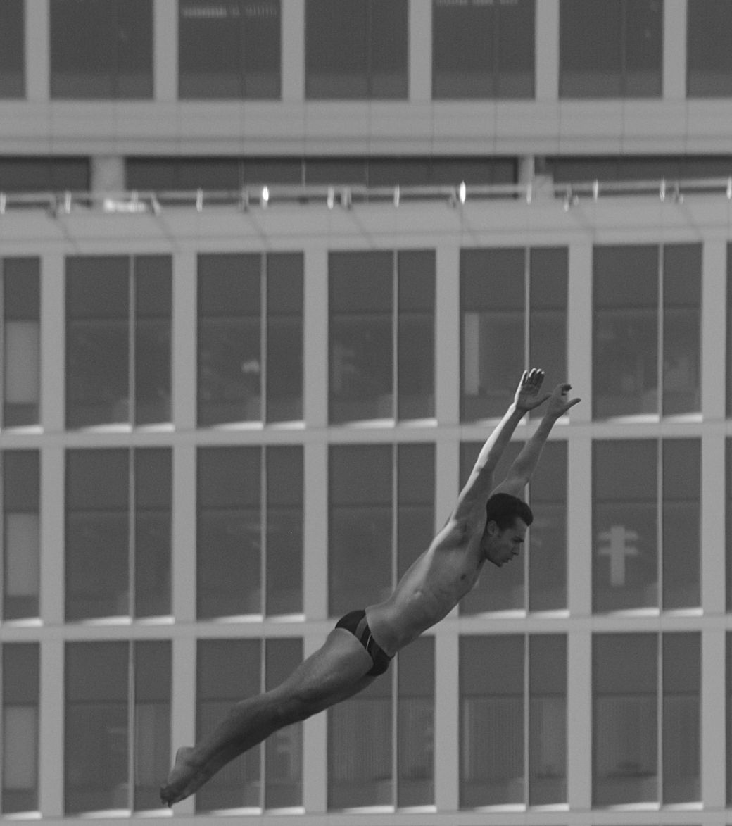 boston institute of contemporary art red bull diving competition august 25 2013 11