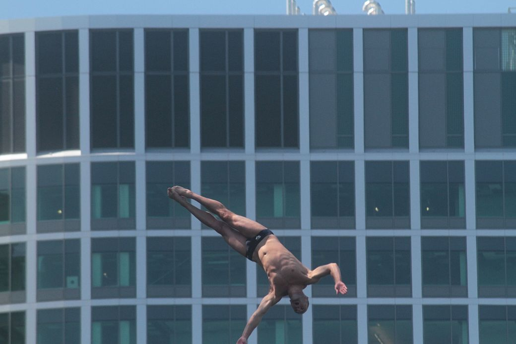 boston institute of contemporary art red bull diving competition august 25 2013 14