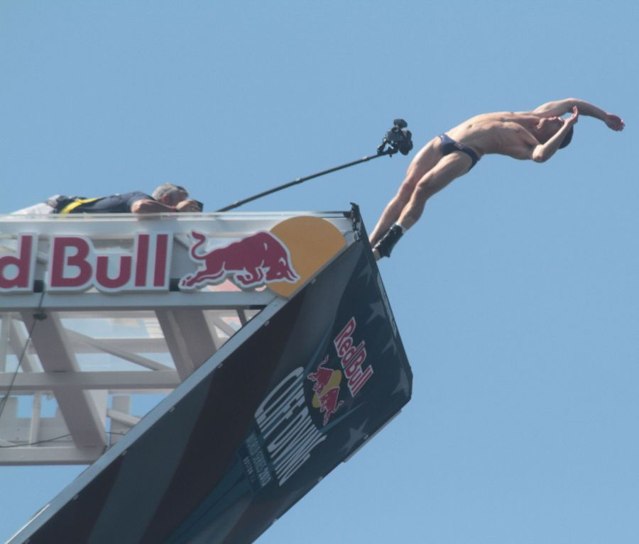 boston institute of contemporary art red bull diving competition august 25 2013 19