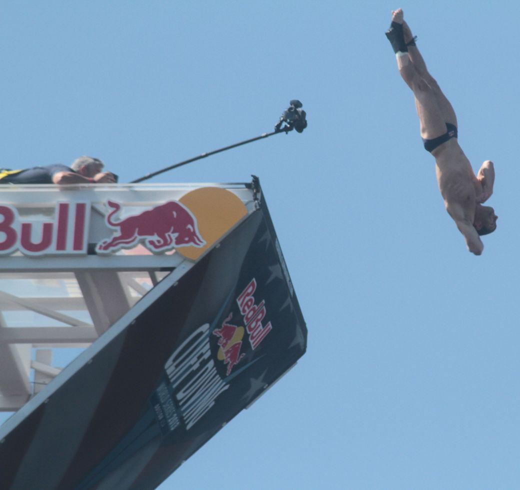 boston institute of contemporary art red bull diving competition august 25 2013 20