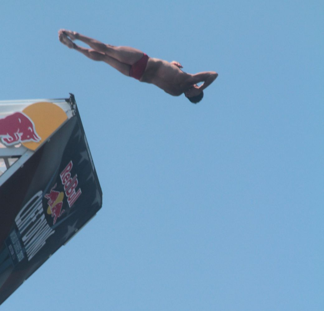 boston institute of contemporary art red bull diving competition august 25 2013 6