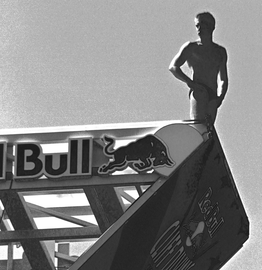 boston red bull diving contest august 25 institute of contemporary art contrast photos 9