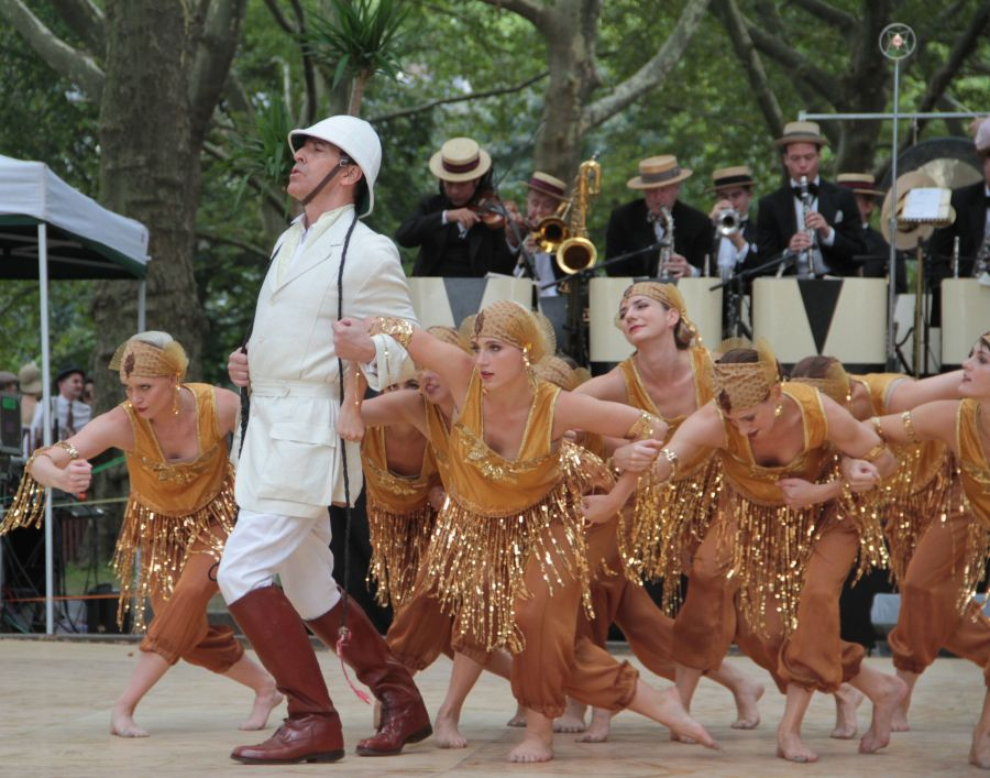new york city governors island 20 jazz age party 2013 dreamland follies leading man downward